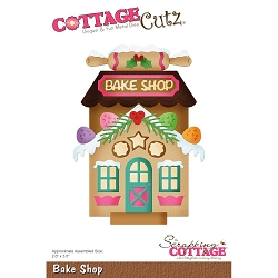 Cottage Cutz - Die - Bake Shop