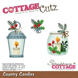 Cottage Cutz - Die - Country Candles