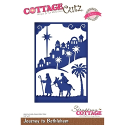Cottage Cutz - Die - Journey To Bethlehem (Elite)