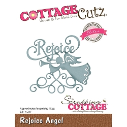 Cottage Cutz - Die - Rejoice Angel (Elite)