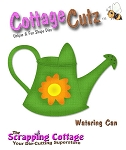 Cottage Cutz-3x3 Dies-Watering Can