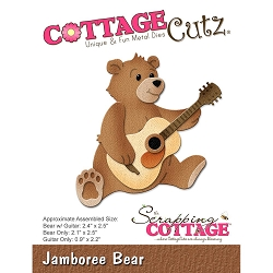 Cottage Cutz - Die - Jamboree Bear
