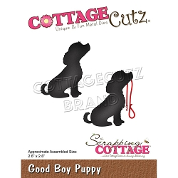 Cottage Cutz - Die - Good Boy Puppy