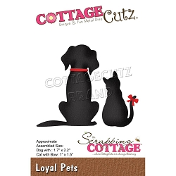 Cottage Cutz - Die - Loyal Pets