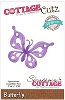 Cottage Cutz - Petites Die - Butterfly