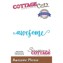 Cottage Cutz - Die - Awesome