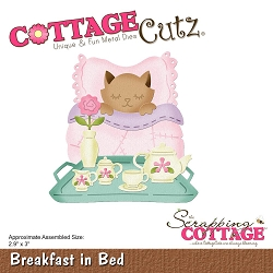 Cottage Cutz - Die - Breakfast In Bed