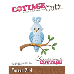 Cottage Cutz - Die - Forest Bird