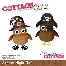 Cottage Cutz - Die - Spooky Night Owl