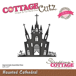 Cottage Cutz - Die - Haunted Cathedral  (Elites)