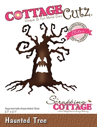 Cottage Cutz - Die - Haunted Tree (Elites)
