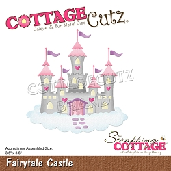 Cottage Cutz - Die - Fairytale Castle