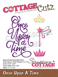 Cottage Cutz - Die - Once Upon A Time
