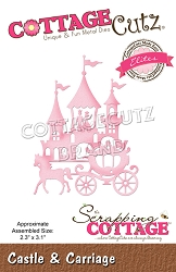 Cottage Cutz - Die - Castle & Carriage (Elite)