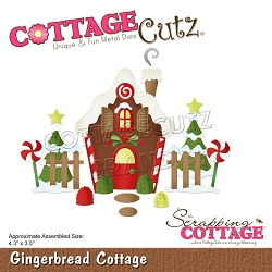 Cottage Cutz - 12 new Christmas dies