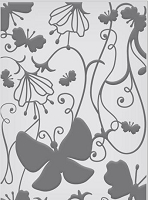 Couture Creations - Embossing Folder (5
