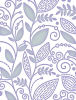 Couture Creations - Embossing Folder (A2) - Fresh & Fun Collecion - Magical