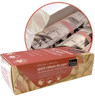 Ultimate Crafts - Quick Release Die Paper (pkg of 2 rolls)