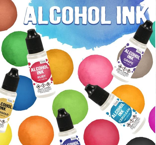 Couture Creations Alcohol Inks