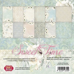 Craft & You - Sweet Time 12x12 collection kit