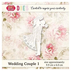 Craft & You - Wedding Couple 1 Die