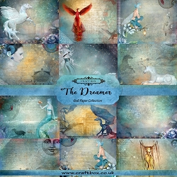 Craft Box - The Dreamer Collection - 6