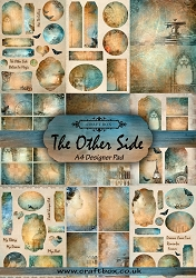 Craft Box - The Other Side Collection - A4 Designer Pad