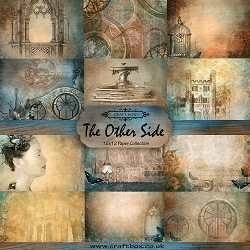 Craft Box - The Other Side Collection - Paper Kit