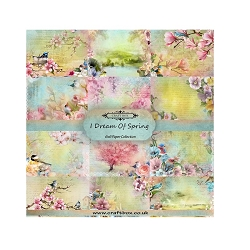 Craft Box - I Dream Of Spring Collection - 6