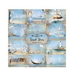 Craft Box - Seaside Stories Collection - 6