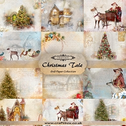 Craft Box - Christmas Tale Collection - 6