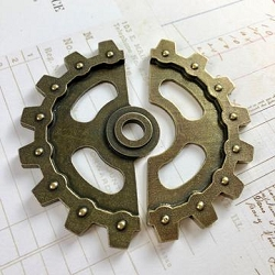 Craft Box - MitForm Metal Trinkets - XL Cog