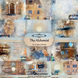Craft Box - The Alchemist Collection - Paper Kit