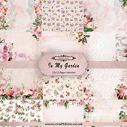 Craft Box - In My Garden Collection - Paper Kit