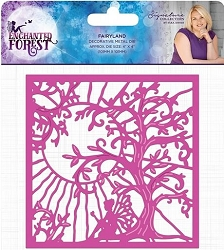 Crafter's Companion - Enchanted Forest Collection by Sara Davies - Fairyland Die