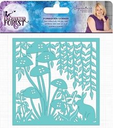 Crafter's Companion - Enchanted Forest Collection by Sara Davies - Forbidden Corner Die
