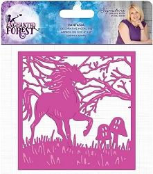 Crafter's Companion - Enchanted Forest Collection by Sara Davies - Fantasia Die