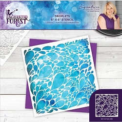 Crafter's Companion - Enchanted Forest Collection by Sara Davies - Droplets 6