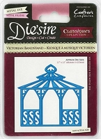 Crafter's Companion - Die'sire Classiques Dies - Victorian Bandstand :)