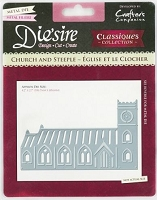 Crafter's Companion - Die'sire Classiques Dies - Church and Steeple
