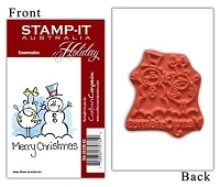 Stamp-It Australia - Holiday Collection - Snowmates