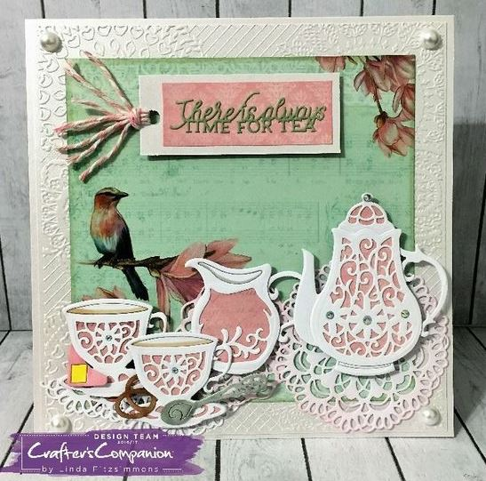 Vintage Tea Collection by Sara Davies
