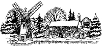 Art-Kure EZMount Stamp - by Mike Goss -  Hunsett Mill, Norfolk