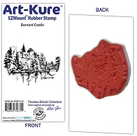 Art-Kure EZMount Stamp - by Mike Goss - Barnard Castle