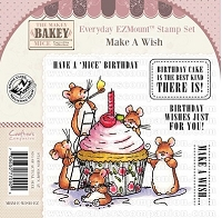 Makey Bakey Mice stamps