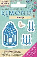 Crafter's Companion - Kimono Collection - Birdcage Die