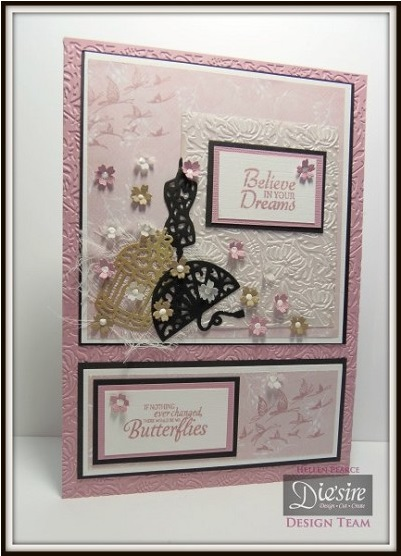 Crafter S Companion Kimono Collection 5 Quot X7 Quot Embossing