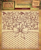Crafter's Companion - Vintage Christmas Collection - 6
