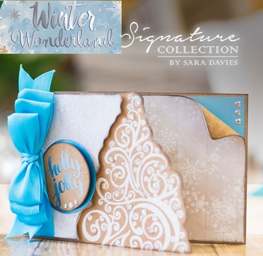 Winter Wonderland Collection by Sara Davies