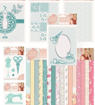 Sew Lovely Collection by Sara Davies